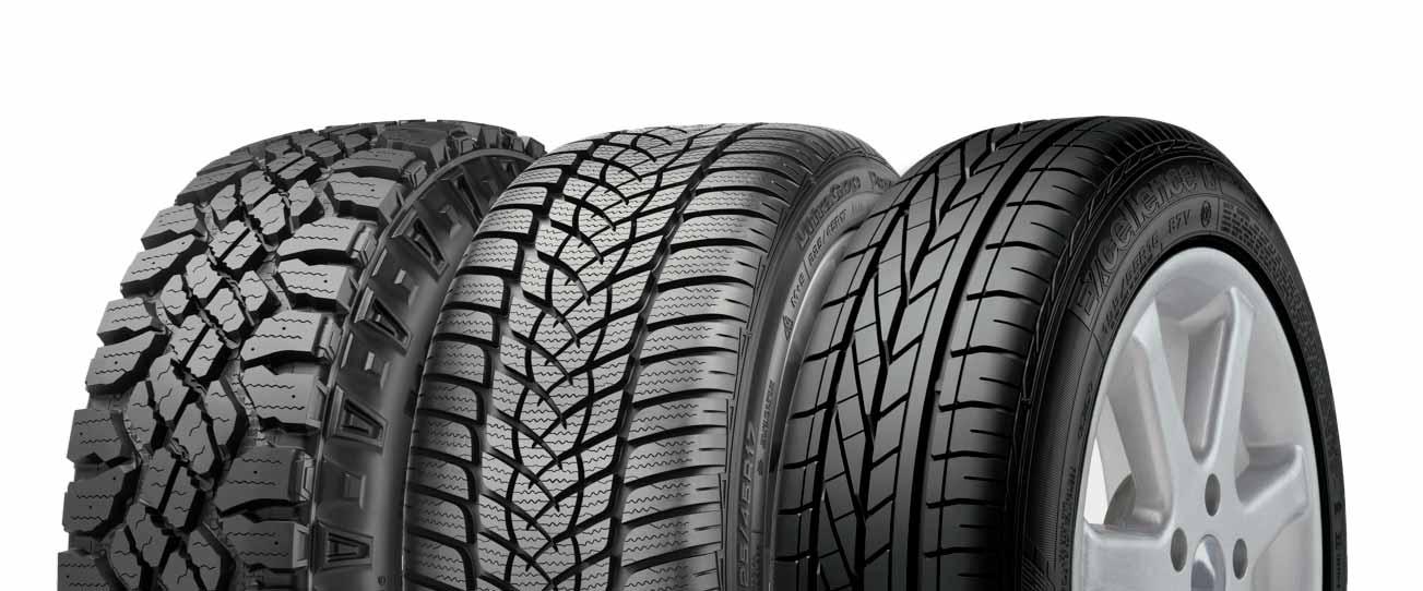 Used Ute tyre