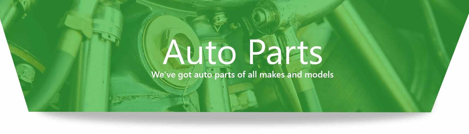 Aftermarket auto-parts