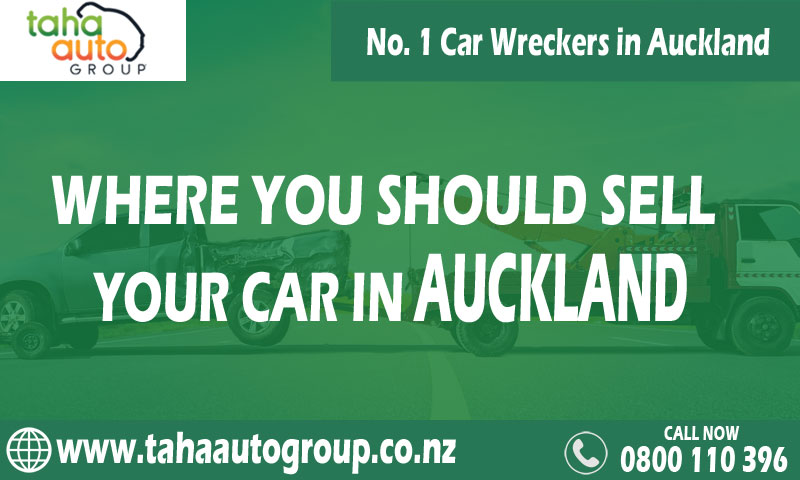 Car Wreckers in Auckland