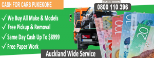 Cash For Car Removal pukekohe
