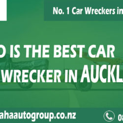 car wreckers auckland