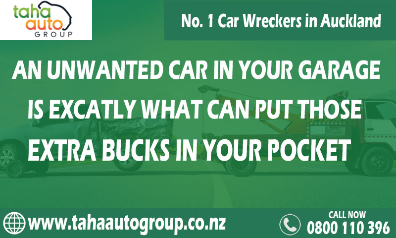 unwanted car wreckers auckland