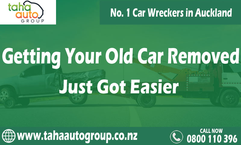 old car removal auckland