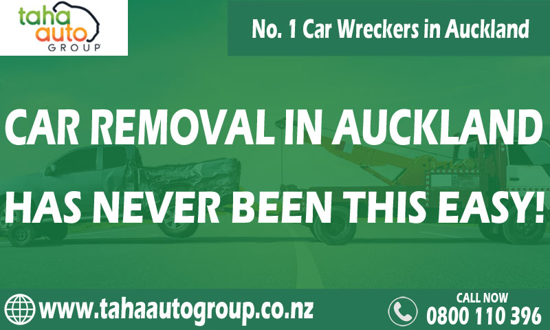 Car Removal In Auckland