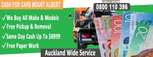 Cash For Car Mount Albert
