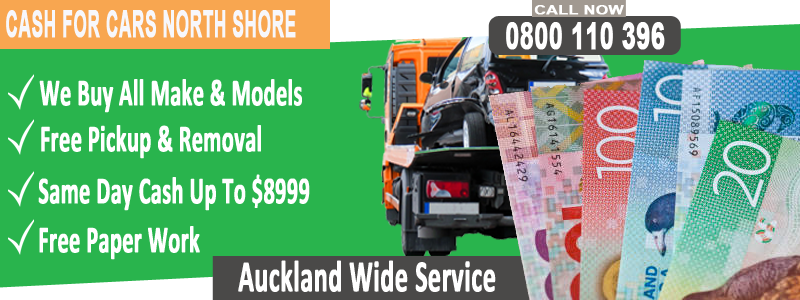 Cash For Car Removal North-Shore